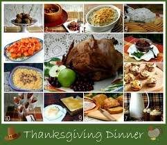 Thanksgiving Traditional Meal Thanksgiving Menu Recipes Traditional Thanksgiving Dinner Menu