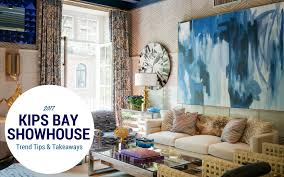 2017 kips bay show house trend tips u0026 takeaways the interior