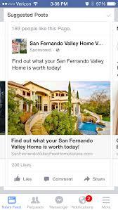 san fernando valley home value ad exles