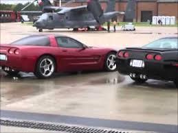 looking glass corvette lookingglass corvette at afb air