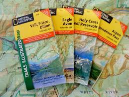 Usda Map White River National Forest Maps U0026 Publications