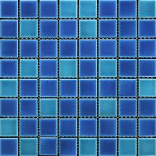 aliexpress com buy blue green ceramic mosaic tile kitchen