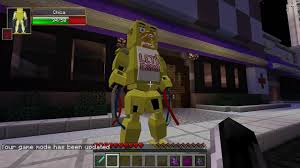 five nights at freddy s halloween update minecraft mod five nights at freddy u0027s fnaf mod scary