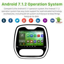 inch android 7 1 2011 2016 renault captur clio samsung qm3 manual