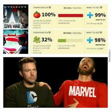 Meme Marvel - marvel vs dc dawn of criticism by zerozastres471 meme center