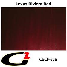 lexus color category