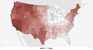 National Temperature Map 2014 National Temperature Recap Noaa Climate Gov