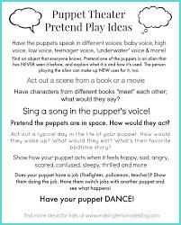 printable kids activities puppet theater ideas activities for kids free printable