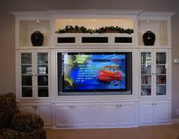 big screen tv cabinets built in entertainment centers custom wall unit cabinets in las vegas