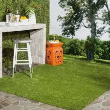 Fake Grass Outdoor Rug Premium Envylawn Landscaping Synthetic Turf Mat Free Shipping
