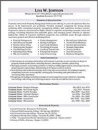 Leasing Consultant Duties Resume Property Management Job Description Property Management Job
