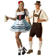 oktoberfest couple u0027s costume oktoberfest pinterest
