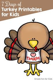 t is for turkey dot marker coloring pages printables simple fun
