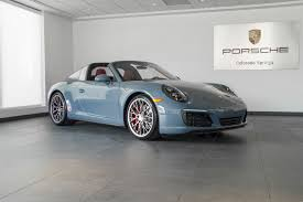 new porsche 911 targa 2017 porsche 911 targa 4s for sale in colorado springs co 17169