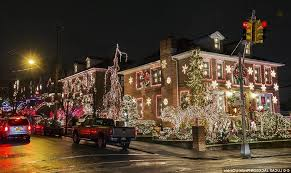 dyker heights christmas lights victoria b
