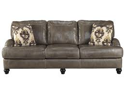 Queen Sofa Sleepers by Kannerdy Leather Match Queen Sofa Sleeper With English Arms
