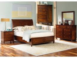 Bedroom Furniture Mn by Liberty Furniture Bedroom King Storage Bed Dresser And Mirror