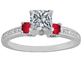 red stones rings images Ruby engagement rings from mdc diamonds nyc JPG