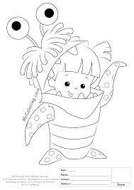 awesome coloring pictures monster pages monsters