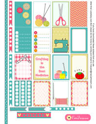 erin condren life planner free printable stickers free printable crafts themed stickers for happy planner and erin