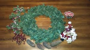 Halloween Wreath Supplies by Christmas Wreaths The Enchanted Manor