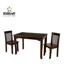 kidkraft nantucket 4 piece table bench and chairs set kidkraft table and chairs 4 piece table bench and chairs set