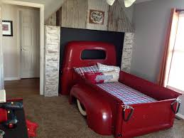 lovely wallpaper ideas for kids bedroom with funny pink cars beds