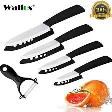Highest Quality Kitchen Knives Walfos High Quality Kitchen Knife Ceramic Knife Set 3
