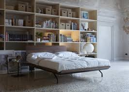 Double Bed Frame Design Telemark Double Bed By Icarraro Design Luciano Bertoncini