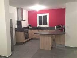 cuisine blanche mur framboise agrable cuisine ide couleur couleur mur cuisine u chaios idee