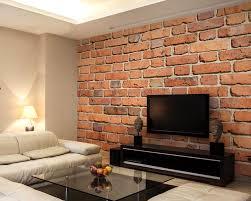 Wohnzimmer Tapeten Ideen Braun Uncategorized Tolles Steintapete Beige Ebenfalls Ziemlich