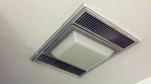 Bathroom Heat Lights Heat L Exhaust Fan Combination White Bathroom Fan Energy