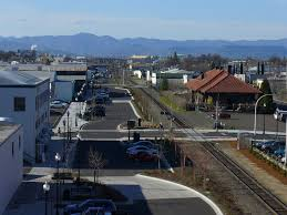 Home Decor Medford Or Medford Or Middleford Alley And Train Station C 1910 This Is