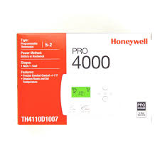 honeywell th4110d1007 digital programmable thermostats carrier hvac