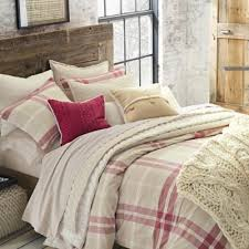 buy red plaid bedding from bed bath u0026 beyond