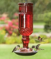 Jewel Box Window Hummingbird Feeder Hummingbird Feeders