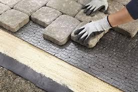Lowes Patio Pavers Designs Patio Bricks Lowes Patio Paver Edging Lowes Home Design Ideas