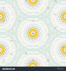 plaid ethnique chic vector tribal colorful bohemian pattern big stock vector 427404325
