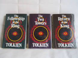 three of my prized possessions lotr