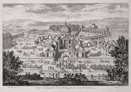 Palace Of Versailles Floor Plan 1664 Xviith Century Over The Centuries Versailles 3d