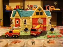 27 fireman sam images fireman sam cake