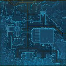 Swtor Map Image Fort Garnik Map Jpg Star Wars The Old Republic Wiki