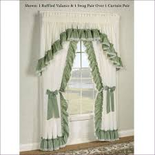 living room luxury kitchen curtains park designs curtains swag