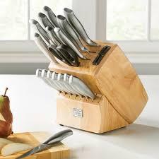 chicago cutlery chicago 19 piece knife set u0026 reviews wayfair