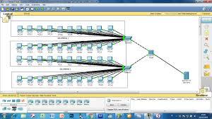 membuat jaringan lan dengan cisco packet tracer membuat jaringan lan di lab tekaje 07