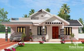 Sq Feet To Meters by 1225 Sq Ft Single Floor Home U2013 Kerala Home Design