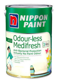anti mould paint says happy mums