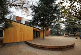 outdoor terrace inhabitat green design innovation