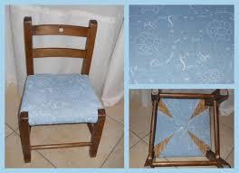 chaises paill es épinglé par t c sur couture relooker pailles et meubles