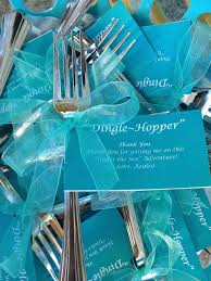 Mermaid Favors For Boys by The Mermaid Ariel Inspired Dinglehoppers 12 Giveaways